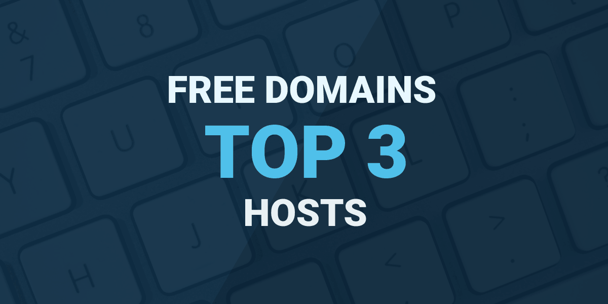 Hosting Domain Gratis Top 3